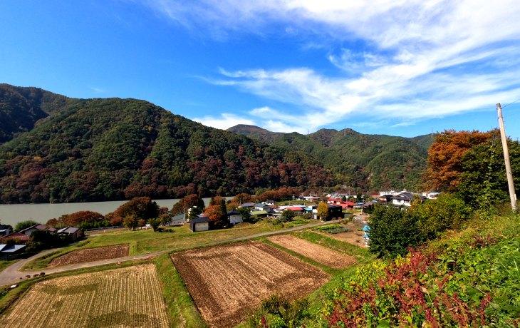 長谷の風景