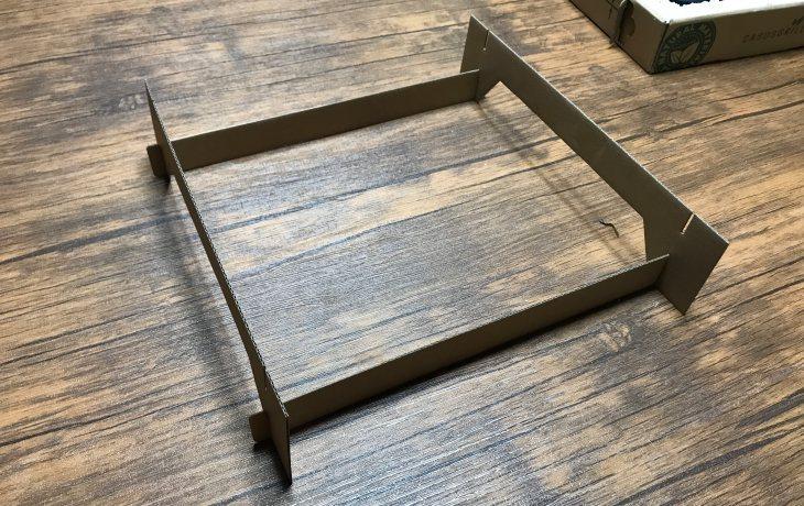 クラフトグリルの組み立て方