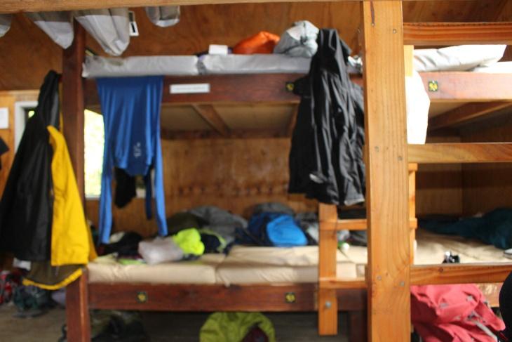 Lake mackenzie Hut2